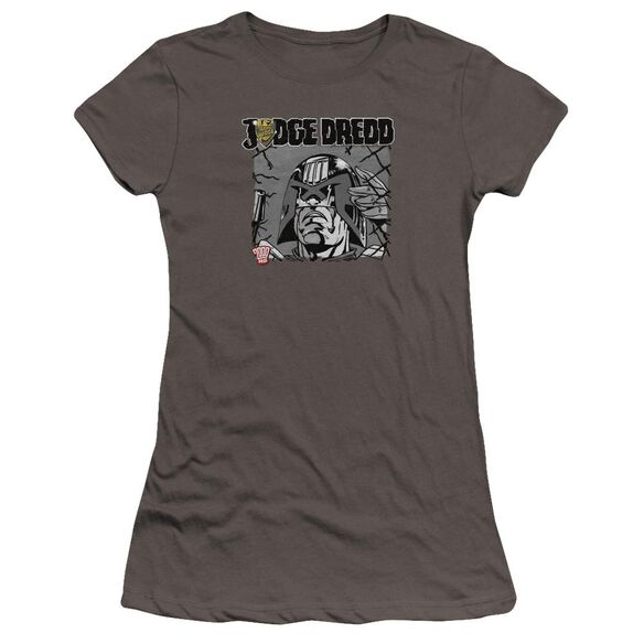 Judge Dredd Fenced Premium Bella Junior Sheer Jersey