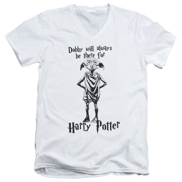 Harry Potter Always Be There Short Sleeve Adult V Neck T-Shirt