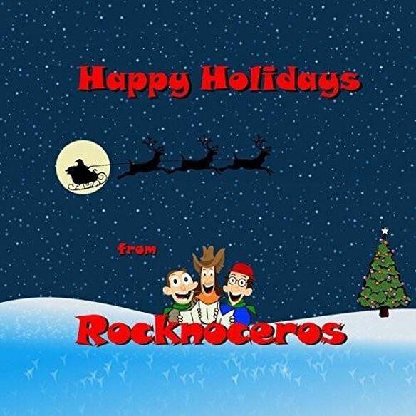 Rocknoceros - Happy Holidays