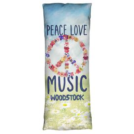 Woodstock Open Love Microfiber Body