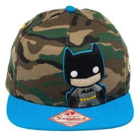 Batman Pop Heroes Camo Hat