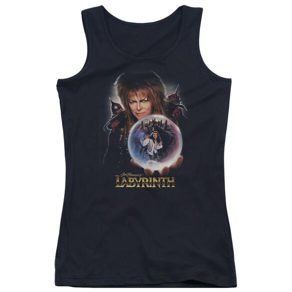 Labyrinth I Have A Gift Juniors Tank Top