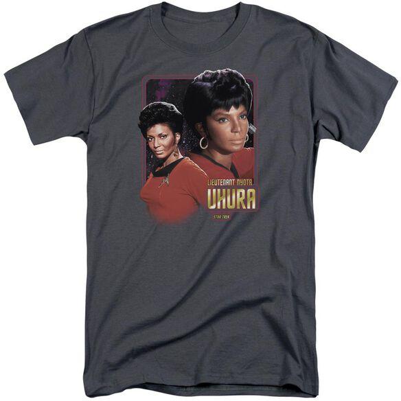 STAR TREK LIEUTENANT UHURA-S/S T-Shirt