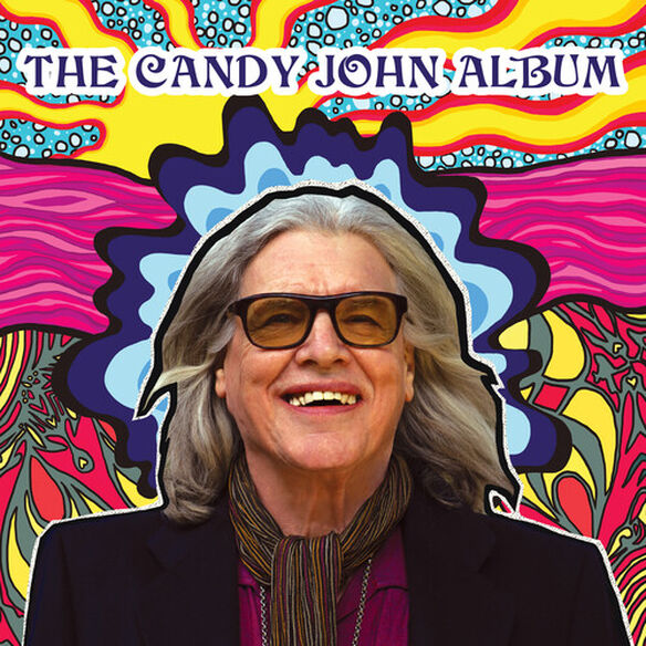 Candy John Carr - Candy John Album