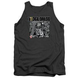 Judge Dredd Fenced Adult Tank
