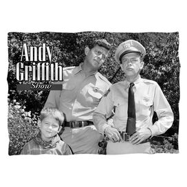 Andy Griffith Lawmen Pillow Case
