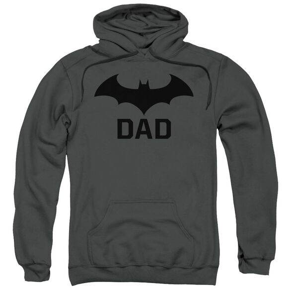Batman Hush Dad Adult Pull Over Hoodie
