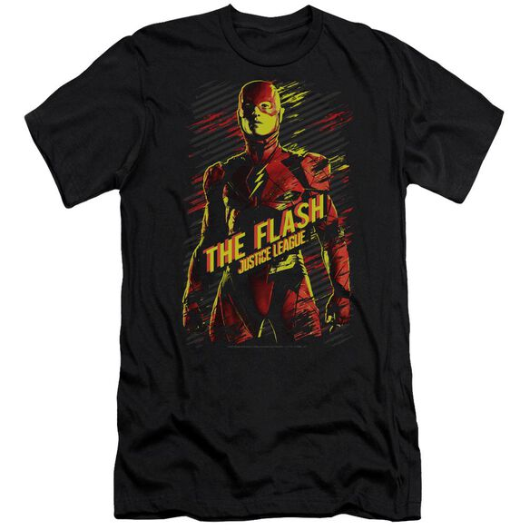 Justice League Movie The Flash Short Sleeve Adult T-Shirt