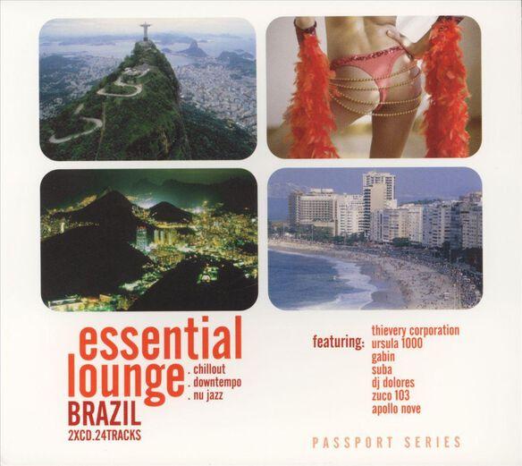 Essential Lounge:Brazil
