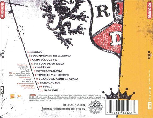 Rebelde 0105