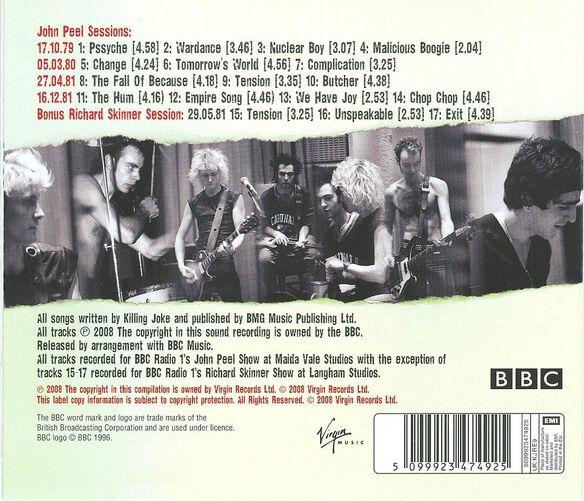 Peel Sessions 79 81