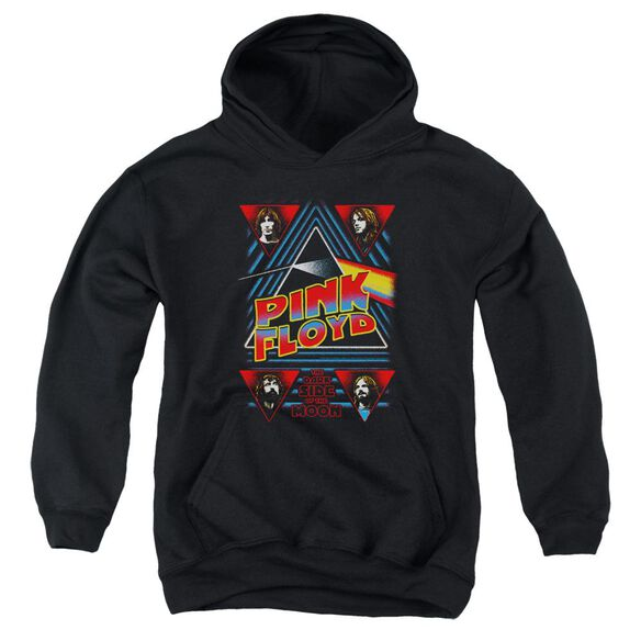 Pink Floyd Dark Side Youth Pull Over Hoodie