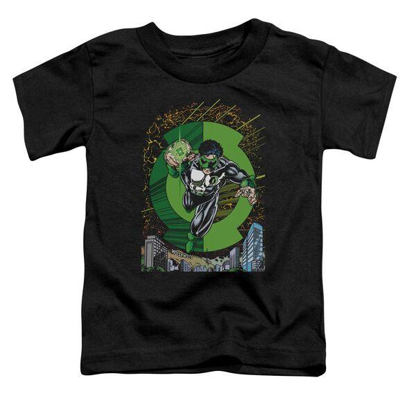Green Lantern Gl #51 Cover Short Sleeve Toddler Tee Black Sm T-Shirt