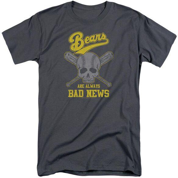 Bad News Bears Always Bad News Short Sleeve Adult Tall T-Shirt