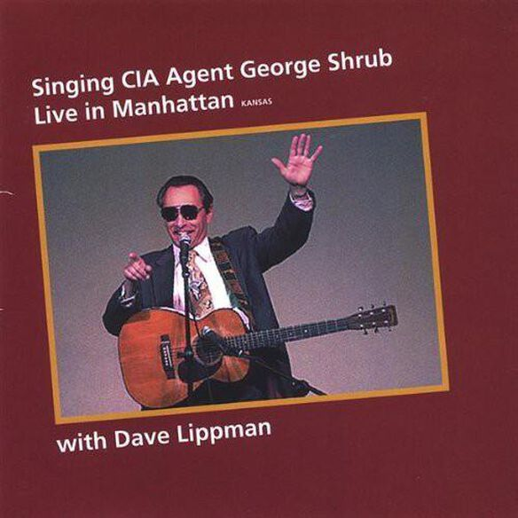 Singing Cia Agent George Shrub Live In Manhattan K