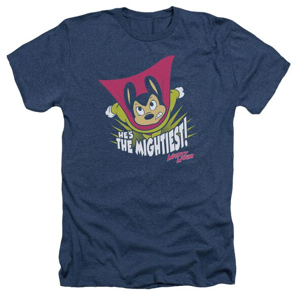 Mighty Mouse The Mightiest Adult Heather