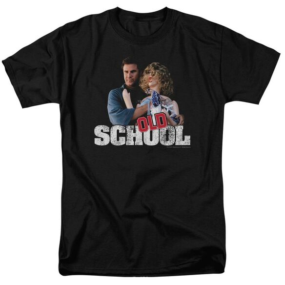 Old School Frank And Friend Short Sleeve Adult T-Shirt