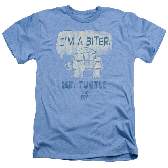 Tootsie Roll Im A Biter - Adult Heather - Light Blue