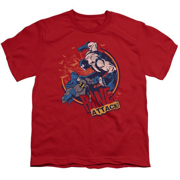 Batman Bane Attack! Short Sleeve Youth T-Shirt