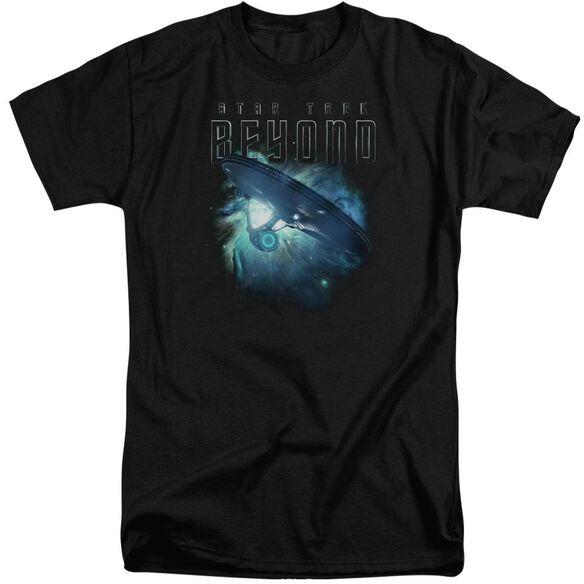 Star Trek Beyond Voyage Short Sleeve Adult Tall T-Shirt