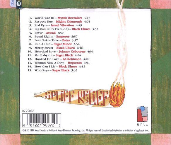 Spliff Relief 1092