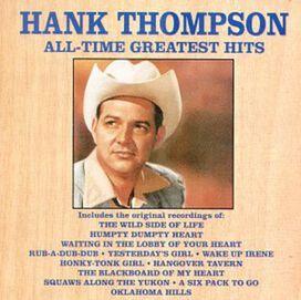 Hank Thompson - Greatest Hits