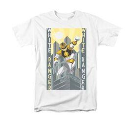 Power Rangers White Ranger Deco T-Shirt