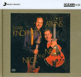 Chet Atkins Mark Knopfler - Neck & Neck