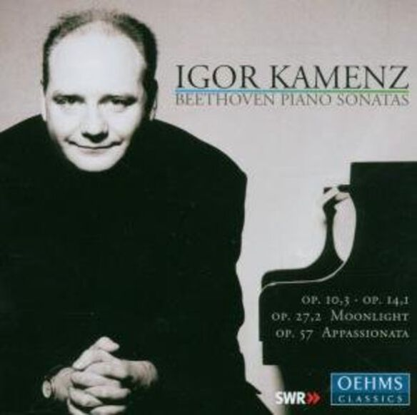 Igor Kamenz - Piano Sonatas: 7 14 9 & 23