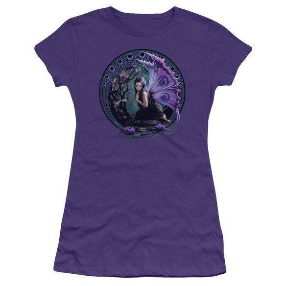 Anne Stokes Naiad Short Sleeve Junior Sheer T-Shirt