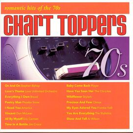 Various Artists - Chart Toppers: Romantic Hits of the 70s