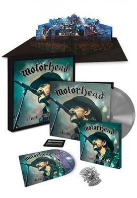 Motörhead - Clean Your Clock
