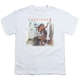 Foreigner Head Games Short Sleeve Youth T-Shirt