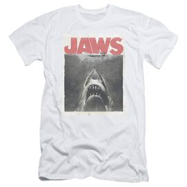 Jaws Classic Fear Short Sleeve Adult T-Shirt