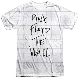 Roger Waters The Wall Short Sleeve Adult Poly Crew T-Shirt