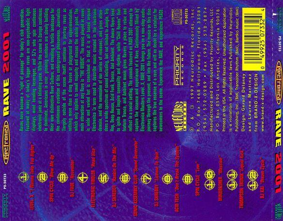 Rave 2001 897