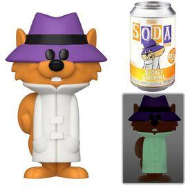 Funko Soda: Hanna Barbera - Secret Squirrel (w/chase)