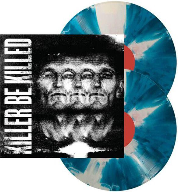 Killer Be Killed - Killer Be Killed (Blue & White Vinyl) (Blue) (Ltd)