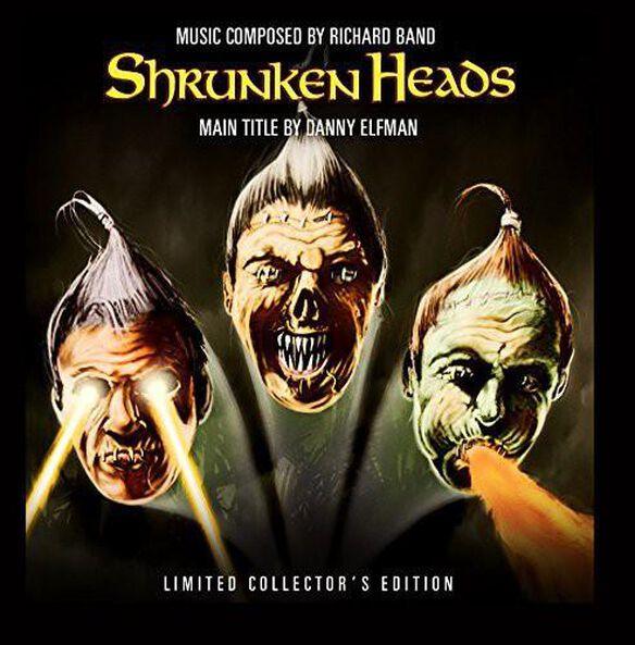 Danny Elfman - Shrunken Heads (Original Soundtrack)