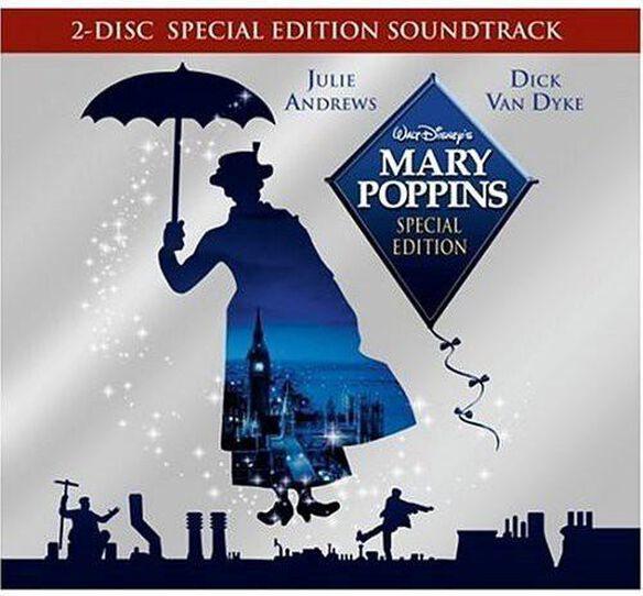 Mary Poppins / O.S.T. (Bonus Dvd) (Bonus Tracks)