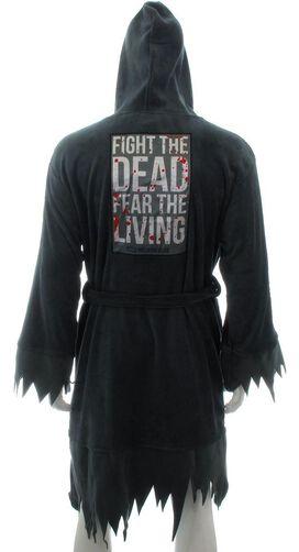 Walking Dead Dead Inside Fleece Robe