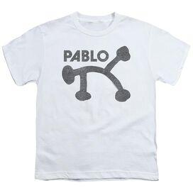 Pablo Retro Pablo Short Sleeve Youth T-Shirt