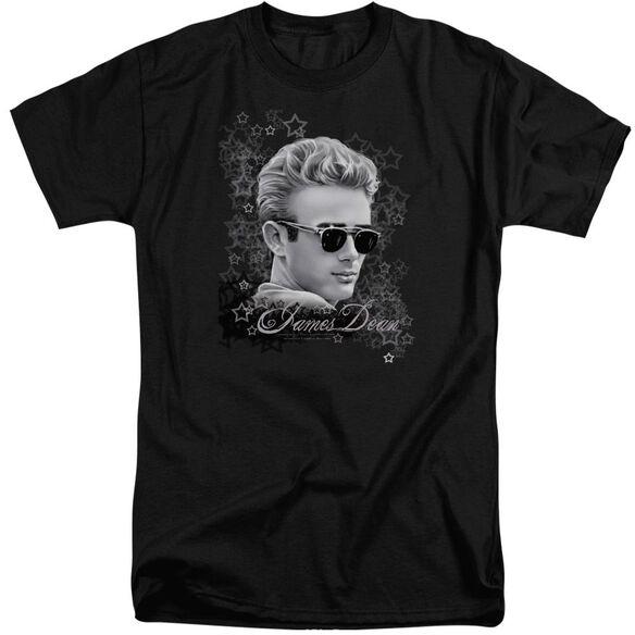 Dean Movie Star Short Sleeve Adult Tall T-Shirt