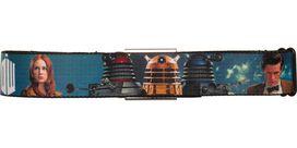 Doctor Who Daleks and Amy Pond Seatbelt Belt