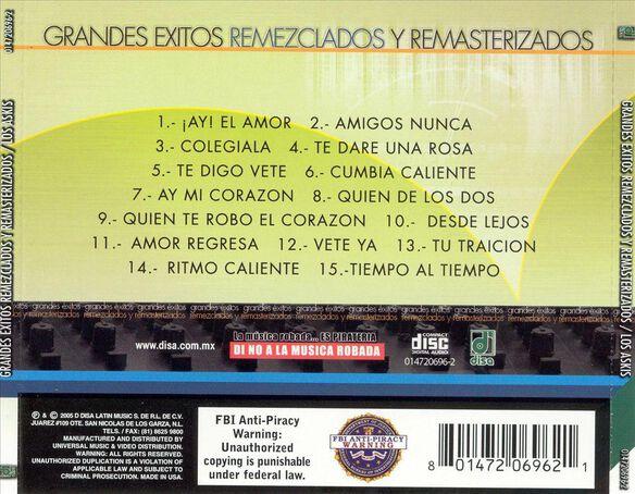 Remezclado Y Remasterizad