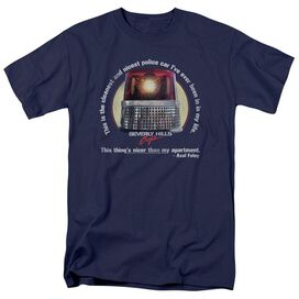 BEVERLY HILLS COP NICEST POLICE CAR-S/S T-Shirt