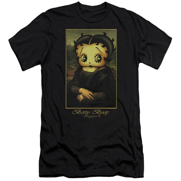 Betty Boop Boopalisa Premuim Canvas Adult Slim Fit