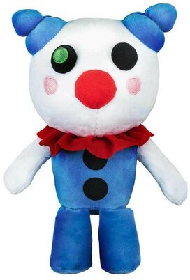 Piggy - Clowny Plush