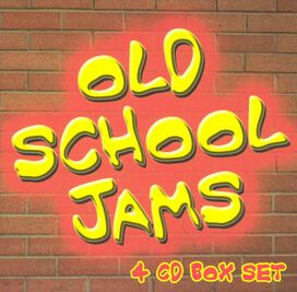 Various Artists - Old School Jams [SPG Box Set]