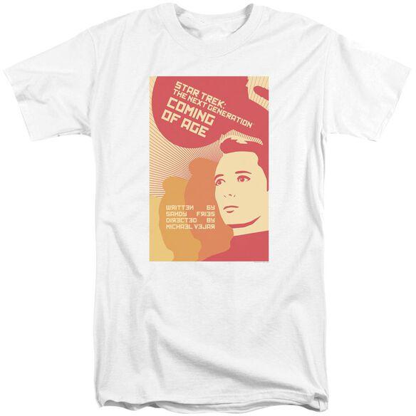 Star Trek Tng Season 1 Episode 19 Short Sleeve Adult Tall T-Shirt